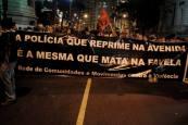 Foto tirada na Rua Araújo Porto Alegre no dia 27 de junho de 2013 por Caio Renan